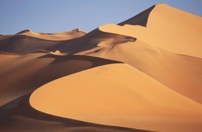 Пустыни барханы фото